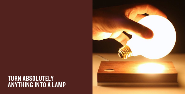 The Baselamp | Luke Lamp Co.
