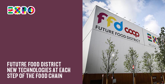 A Milan Expo Pavilion Every Day | Day 67: The Future Food District