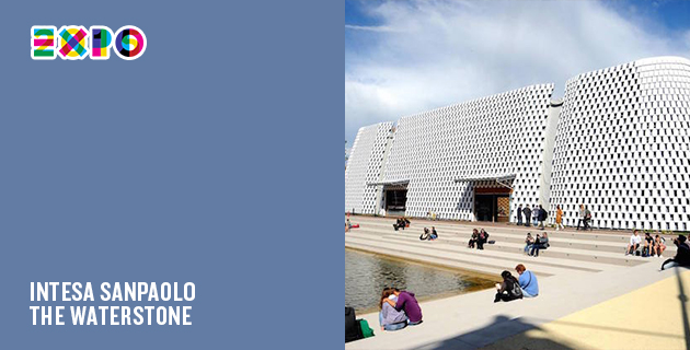 A Milan Expo pavilion every day | Day 76: Intesa Sanpaolo 1