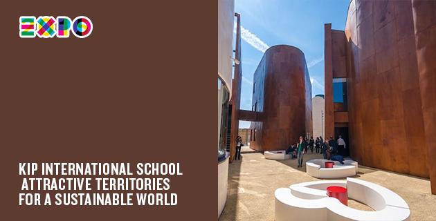 A Milan Expo pavilion every day | Day 60: KIP International School
