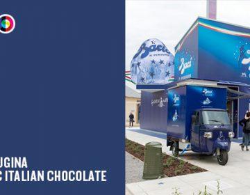 A Milan Expo pavilion every day   Day 65: Baci Perugina
