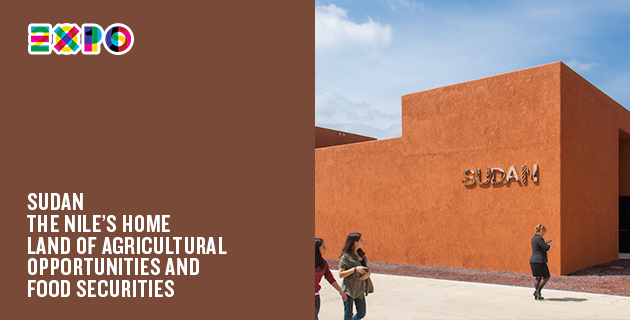 A Milan Expo pavilion every day   Day 82: Sudan