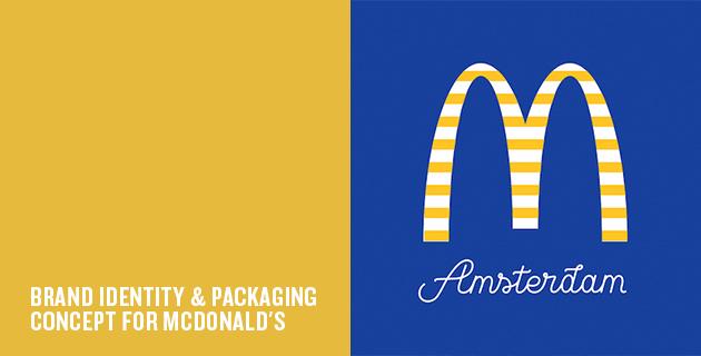 McDonald's Amsterdam | Yael Weiser