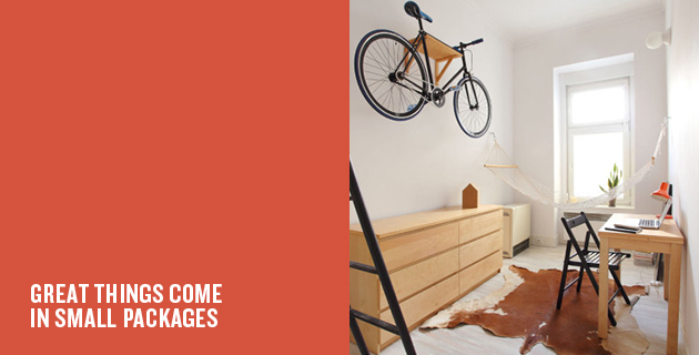 13 square metre apartment | Szymon Hanczar