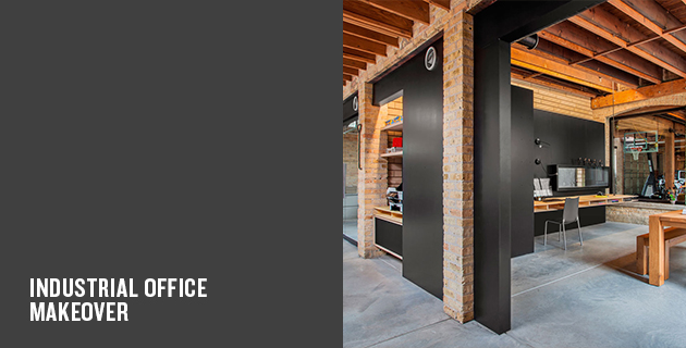 Office Renovation | Vladimir Radutny Architects