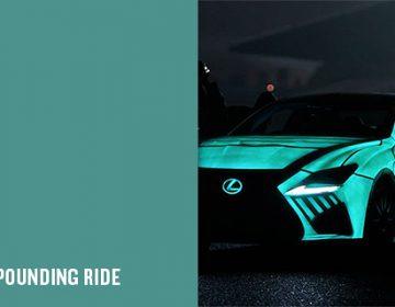 RC F Concept | M&C Saatchi for Lexus
