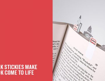 Sticky Page Markers | Duncan Shotton