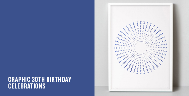 Turning Thirty Posters | Sabato Urciuoli