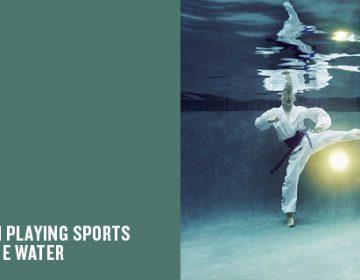 Underwater Sports | Alix Martinez