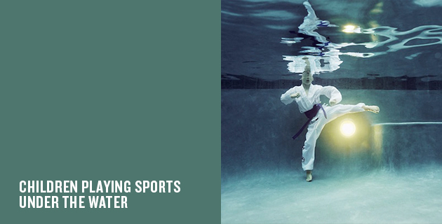 Underwater Sports | Alix Martinez