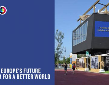 A Milan Expo pavilion every day | Day 91: The European Union