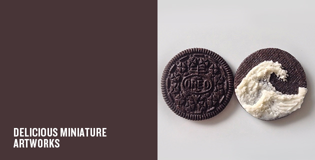 Oreo Art | Tisha Cherry