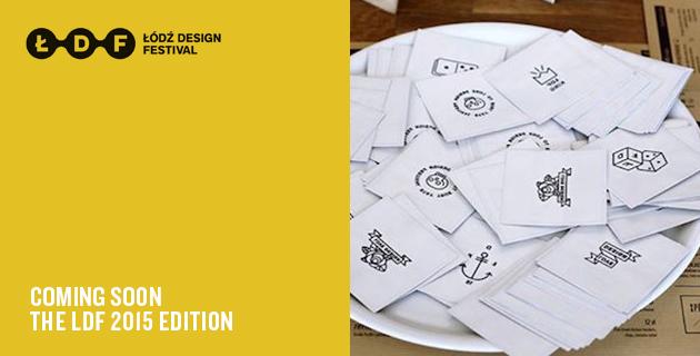 Lodz Design Festival 2015