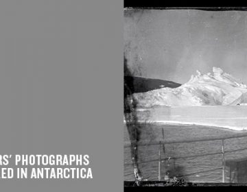 20th Century Antarctic Photography | Arnold Spencer-Smith