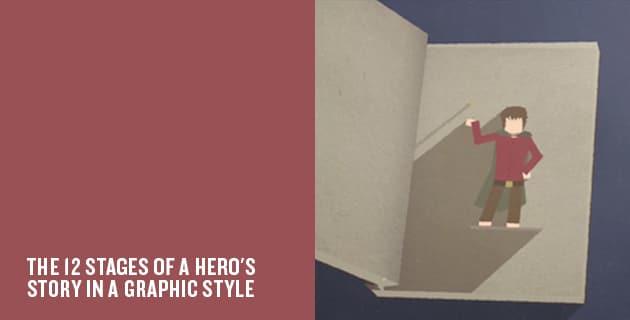 The Hero's Journey | Iskander Krayenbosch