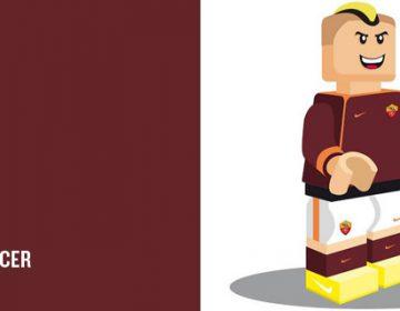 LEGO SOCCER | CLAUDIO BELLOSTA