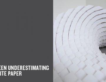 Redefining Paper | James Cropper