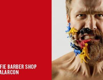 FIFTY SELFIE BARBER SHOP | ADRIANO ALARCON