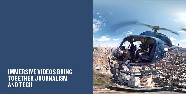 NYT VR App | The New York Times