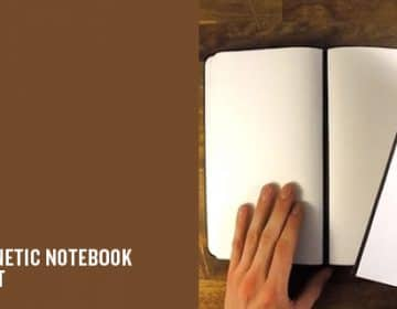MAGNETIC NOTEBOOK | REKONECT