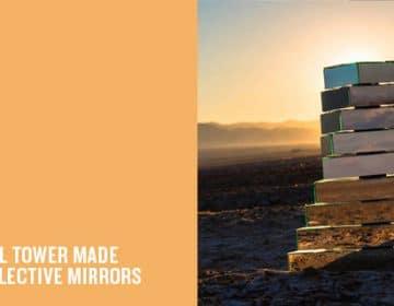 Interactive babel tower | Shirin Abedinirad