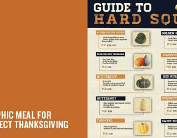 6 Infographic Guides for Your Thanksgiving Meal