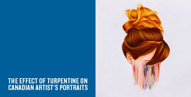 Melted Portraits | Brian Donnelly