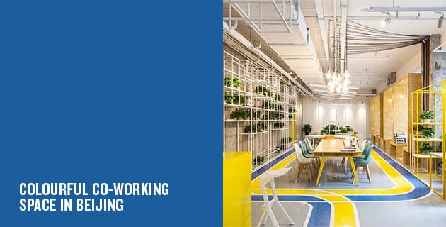 Yuanyang Express We+ Co-working Space | MAT Office