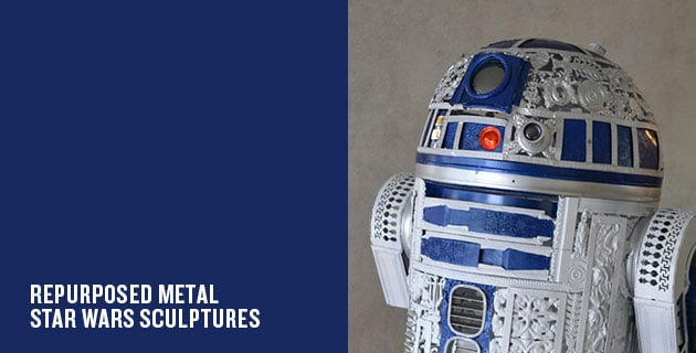 Star Wars Sculptures | Alain Bellino