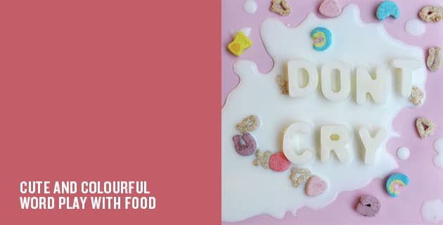 Play With Your Food | Lizzie Darden