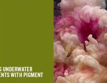 Underwater Pigment Art | Kim Keever