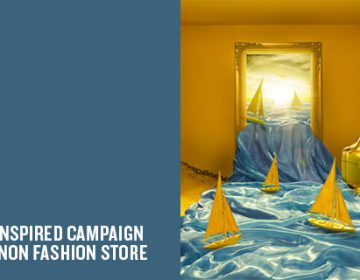 By The Sea Campaign | Sagmeister & Walsh for The Aishti Foundation