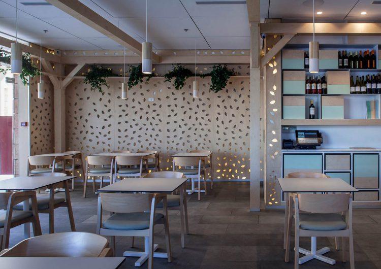 Greenhouse Cafe | Roni Keren