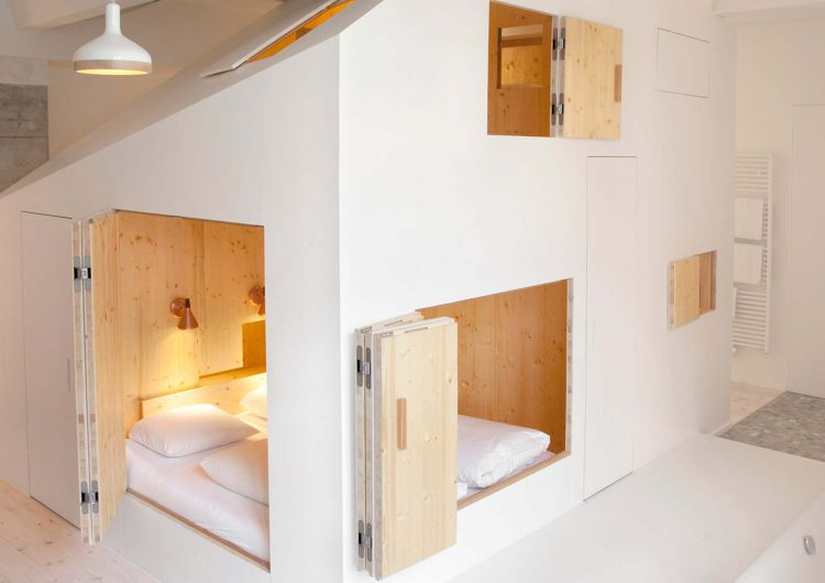 Hideout Hotel Room | Sigurd Larsen