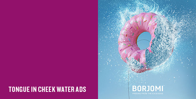 Borjomi Water Campaign | IQ Marketing