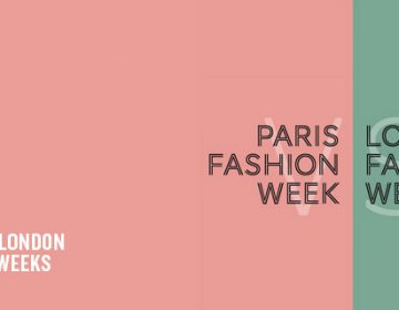 Paris VS London Fashion Weeks