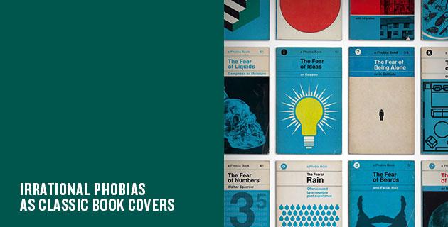 Phobias Book Poster | 67 Inc