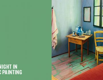 Van Gogh's Bedroom | Art Institute of Chicago on Airbnb