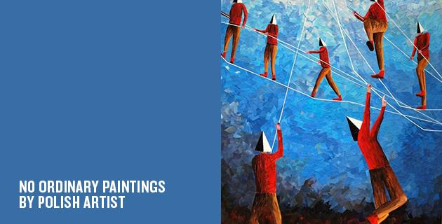 Paper Painting | Albin Talik