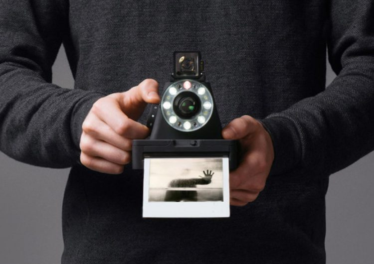 THE I-1 Instant Camera – The Impossibile Project
