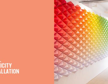 Colorful Chromaticity Installation