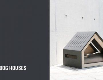 Minimal Dog Houses