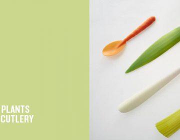 Petals & Plants Inspired Cutlery