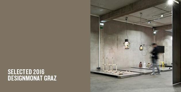 SELECTED 2016 | Designmonat Graz