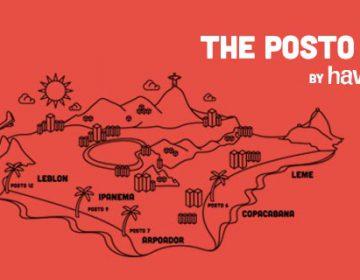 Postos from Rio