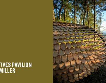 PERSPECTIVES PAVILION by GILES MILLER