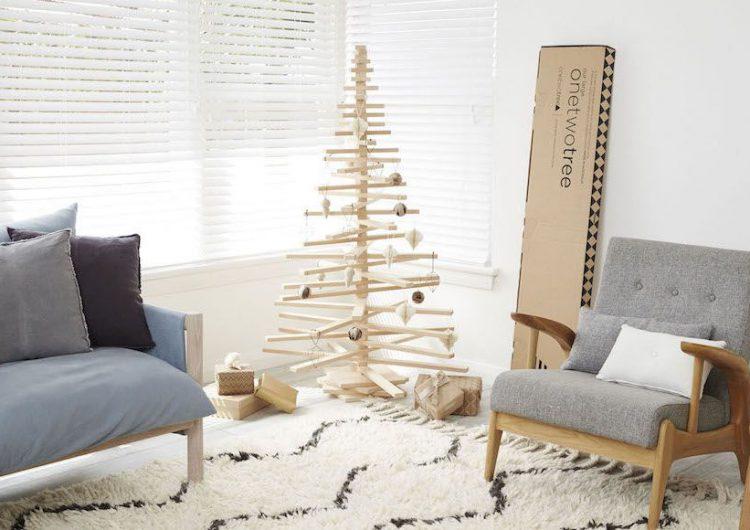 MINIMALIST CHRISTMAS TREES for inspiration
