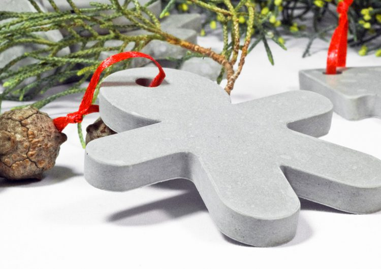 Contemporary Xmas Decorations | Pastina Italian Goodies