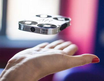 AirSelfie | smallest flying camera