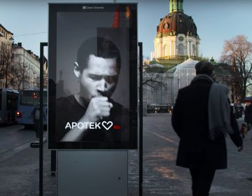 Anti-Smoking Outdoor Billboard